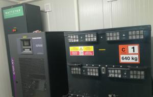 Powstał magazyn energii elektrycznej dla ładowarek