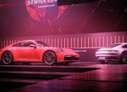 Nowe Porsche 911 na deskach teatru
