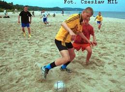 Sportowe wakacje z MOSiR Sopot