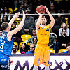 Koszykarze Arki Gdynia rozbili Miasto Szkła