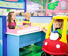 Apel do restauratorów: zadbajcie o kąciki dla dzieci