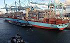 Zobacz najdłuższy kontenerowiec w historii Portu Gdynia