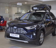 Nowa RAV4 w salonach Toyota Walder