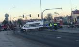 Śmiertelny wypadek na ul. Chwarznieńskiej