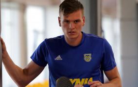 Kristjan Floki Finnbogason z Islandii ma zostać napastnikiem Arki Gdynia