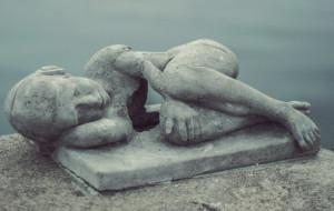 Nowa rzeźba Tewu w Gdyni