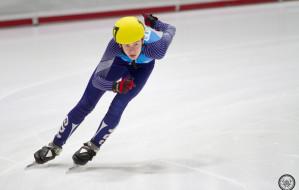 Sport Talent. Adam Muchlado zamienił łyżwy figurowe na short track