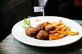 Jemy na mieście: Santorini - oryginalna kuchnia grecka