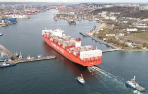 Rekord w przeładunkach i Cap San Juan. Duży ruch w Porcie Gdynia