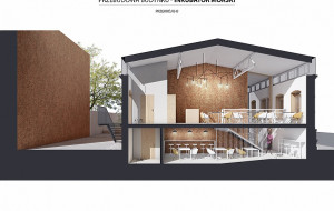 Gdański Inkubator Morski zamiast starych garaży