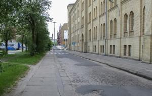 Projekt przebudowy zapomnianego odcinka Łąkowej