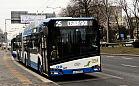 Przegubowe trolejbusy wyjechały na ulice