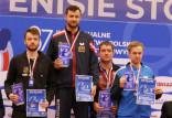 Patryk Chojnowski mistrzem Polski w tenisie stołowym. Sukces po 31 latach