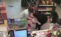 Małe dziecko uratowane na stacji benzynowej