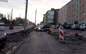 Gdynia: ostatnie dni prac na ul. Morskiej