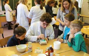 Uczniowie z Brzeźna wsparli dzieci z gdańskiego hospicjum