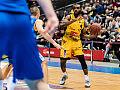 Koszykarze Trefla Sopot sprawili sensację. Pierwsza wygrana Marcina Stefańskiego