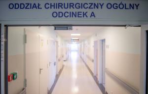 Chirurgia Ogólna Szpitala na Zaspie już po remoncie