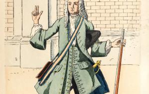 Wojskowe obowiązki gdańszczan w XVIII wieku