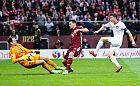 Bramkarz Arki Gdynia nie zatrzymał reprezentacji Polski. Wygrana z Łotwą 2:0