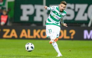 Filip Mladenović na remis z Cristiano Ronaldo. Piłkarze Lechii Gdańsk w kadrach