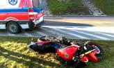 Jechał po mieście motocyklem 140 km/h