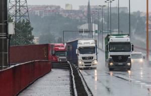 Gdynia: mniej TIR-ów na drogach dzięki inwestycji za 1,5 mld zł