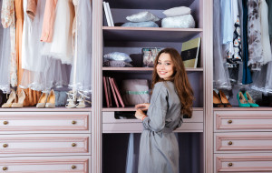 Wielkie wietrzenie szafy, czyli jak powinna wyglądać idealna garderoba