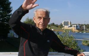 Henryk Urtnowski. Potrójny sukces 81-letniego biegacza