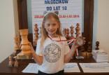 Sport Talent. 10-letnia Sandra Konkol wygrywa w szachy z dorosłymi
