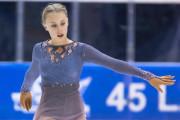 Amelia Rams młodzieżową mistrzynią Polski w łyżwiarstwie figurowym