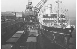 Święta, statki i znikająca czwarta klasa w pociągach