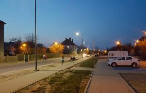 W dwóch dzielnicach jaśniej dzięki budżetowi obywatelskiemu