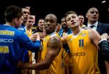 Koszykarze Arki Gdynia wygrali po perturbacjach z AZS Koszalin