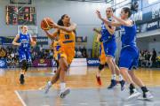 Koszykarki: CCC Polkowice - Arka Gdynia. Nastawcie się na palpitację serca