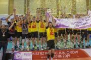 Siatkówka. Trefl Gdańsk mistrzem Polski U-19. Maciej Muzaj zagra w Rosji