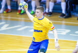 Arka Gdynia sensacyjnie pokonała Zagłębie Lubin na start  play-out