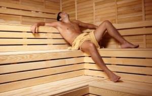 Sauna wskazana dla sportowca i amatora