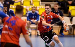 Energa Wybrzeże Gdańsk - Zagłębie Lubin 35:30. Pierwsze zwycięstwo w fazie play-out