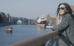 Kasia Kowalska promuje Gdańsk