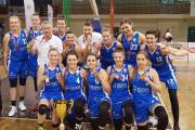 AZS Uniwersytet Gdański awansował do Energa Basket Ligi Kobiet