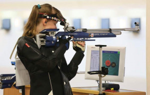 Sport Talent. Joanna Wódkowska - strzelec wyborowy