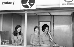 45 lat temu otwarto lotnisko w Rębiechowie