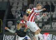 Cracovia - Lechia Gdańsk 2:0. Spadek na 3. miejsce w ekstraklasie