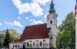 Kolegiata w Gdyni zmieniła się w bazylikę