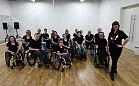 Rusz się! Karina Kocieniewska i zajęcia taneczne na wózkach inwalidzkich