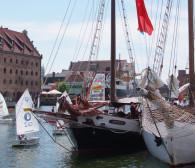 Aktywny weekend. Otwarcie sezonu żeglarskiego, smocze łodzie i inne atrakcje