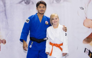 """Sport Talent. Maja Grochowiecka """"Killer"""" judo, w przyszłości projektantka mody?"""