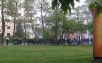 Bijatyka chuliganów przed galą walk KSW