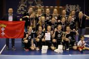 Unihokej. Interplastic Olimpia Osowa Gdańsk mistrzem Polski juniorek młodszych